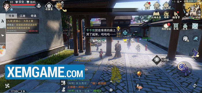 Nhất Mộng Giang Hồ VNG   XEMGAME.COM