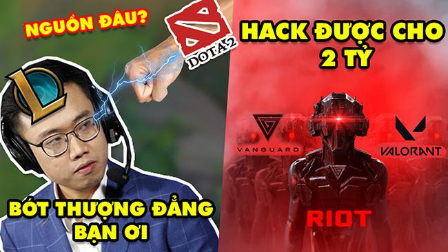 Update LMHT: BLV Hoàng Luân phản pháo cực gắt cộng đồng Dota 2- Riot treo thưởng 2 tỷ để hack hộ