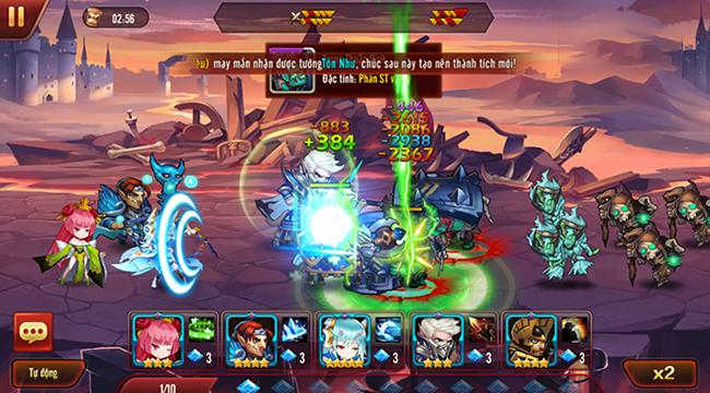 Siêu Thần Mobile: Fan cứng của dòng đấu thẻ tướng chỉ muốn chơi mãi không thôi