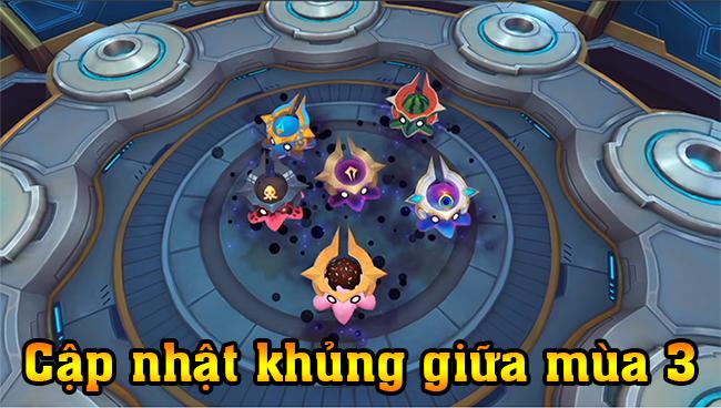 Đấu Trường Chân Lý: Riot Games thông báo về bản mở rộng giữa mùa 3 – Vô Hạn Thiên Hà