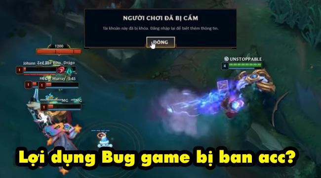 LMHT: Tencent ban 3000 nick 3 năm vì tận dung bug của Ornn khiến game thủ phẫn nộ