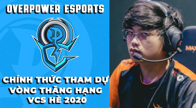 LMHT: Đội tuyển OPG của Optimus chính thức có mặt tại vòng thăng hạng VCS Mùa Hè 2020