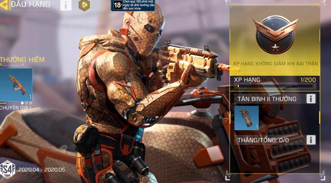 Tổng quan về chế độ đấu Rank trong Call of Duty: Mobile VN