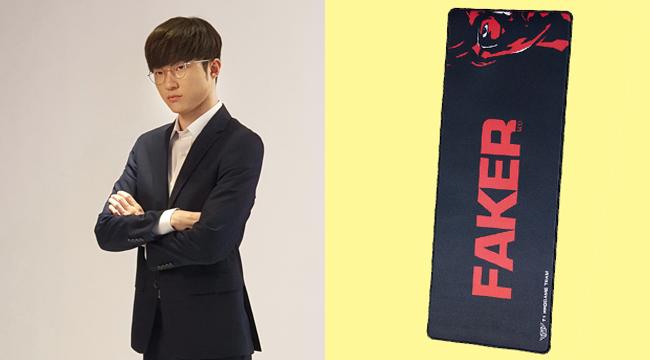 """LMHT: """"Chủ tịch Faker"""" sẽ có thương hiệu Gaming Gear của riêng mình"""