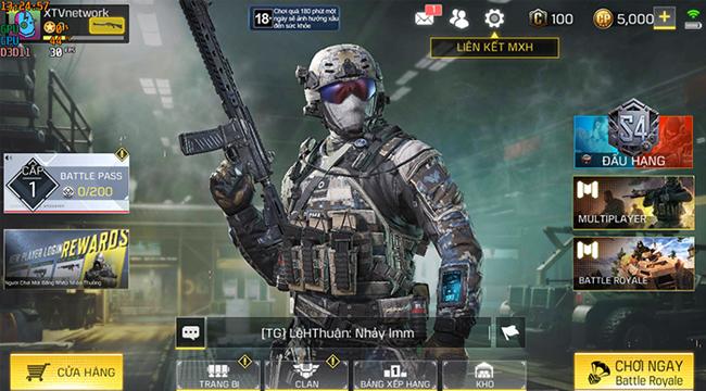 Tổng quan về các chế độ chơi riêng biệt trong Call of Duty: Mobile VN