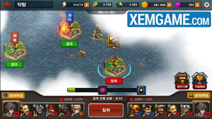 3Q Phản Công   XEMGAME.COM