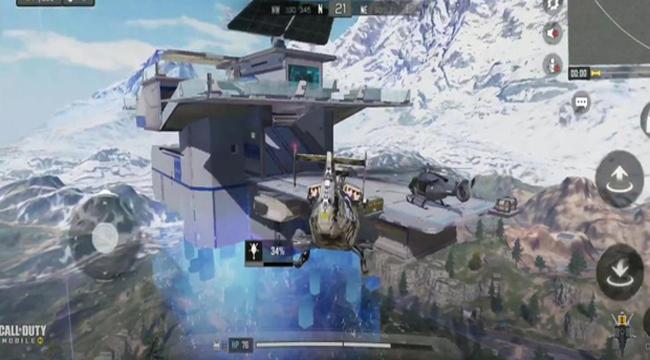 Bí ẩn ngôi nhà trên không vùi dập biết bao nhiêu anh tài trong Call of Duty: Mobile VN