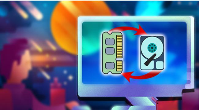 Chưa có tiền nâng cấp, chỉ cần tạo RAM ảo cũng đủ để chiến game