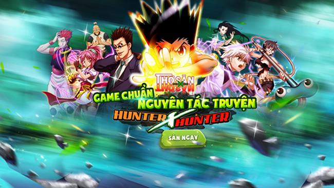 Huyền thoại Hunter x Hunter một thời tái xuất với diện mạo hoàn toàn mới