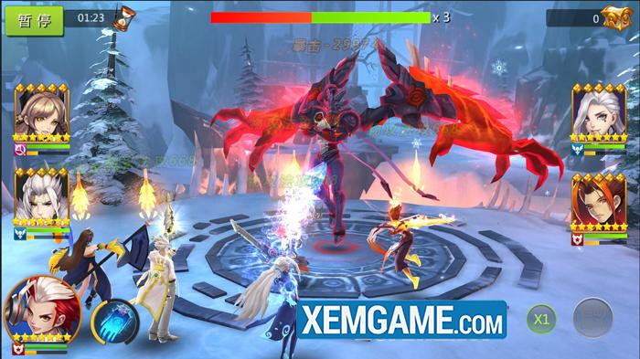 Trụ Vương Cứu Thiếp | XEMGAME.COM