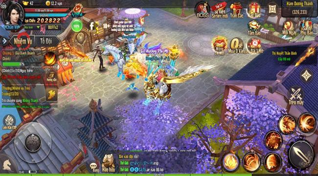 Bách Chiến Truyền Kỳ đang thu hút đông đảo game thủ vào để trải nghiệm