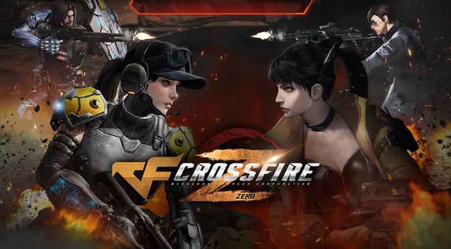 Crossfire Zero có lịch Open Beta, VTC Online được độc quyền phát hành ở Việt Nam