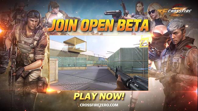 Crossfire Zero đã Open Beta, và đây là cách bạn tải game về