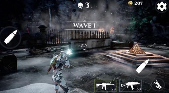 """Paragon: InfinityWave – Khó có thể tin đồ họa """"chất chơi"""" thế này lại là của game mobile"""