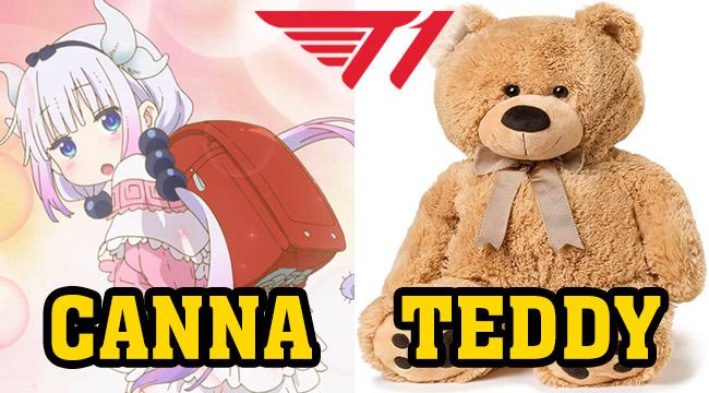 LMHT: Giải mã tên ingame của cả T1 – Teddy lấy tên gấu bông, Faker đúng kiểu tùy hứng