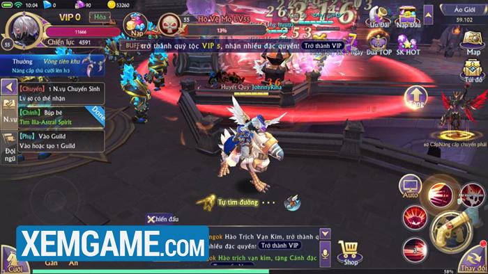 Fantasy KingDom M | XEMGAME.COM