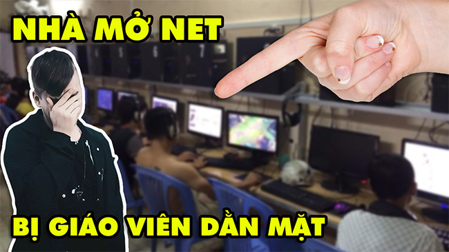"""Tâm sự game thủ: """"Tôi bị giáo viên DẰN MẶT, mẹ bạn thân cấm chơi chung chỉ vì nhà mở net"""""""