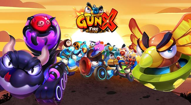 GunX: Fire – game bắn tọa độ chính thức cập bến Việt Nam