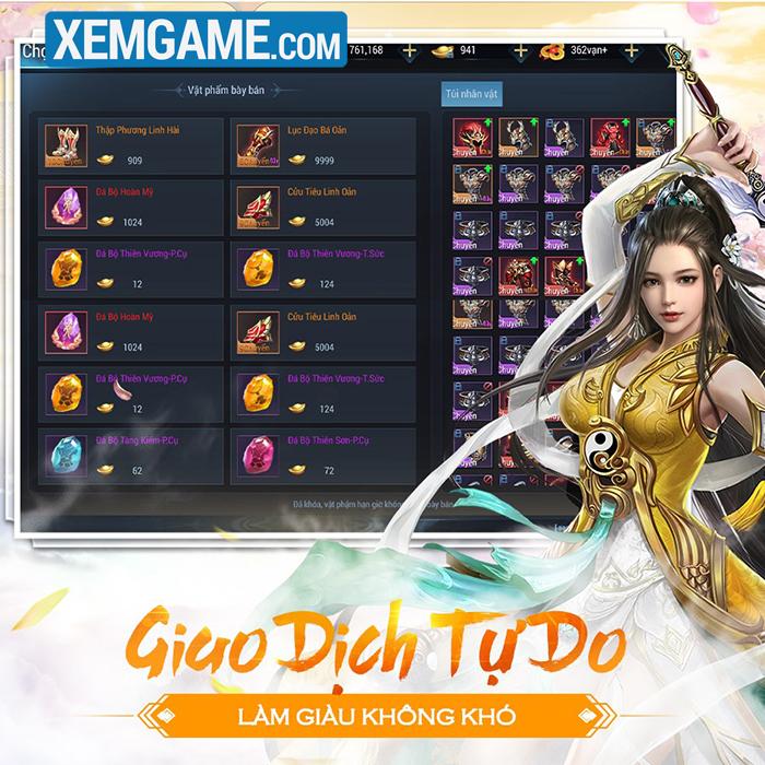 Kiếm Hiệp Tình 3D   XEMGAME.COM