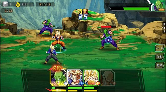 Dragon Ball: Lost – game thẻ bài chiến thuật dựa theo manga nổi tiếng chuẩn bị cập bến VN