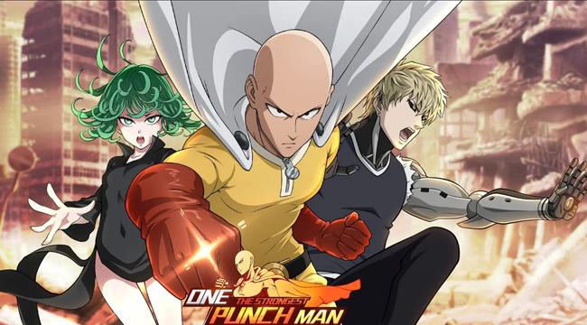 One Punch Man: The Strongest sắp được phát hành ở Việt Nam