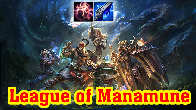 LMHT: Thần Kiếm Manamune bất ngờ trở thành trang bị trấn phái mà vị tướng nào cũng lên