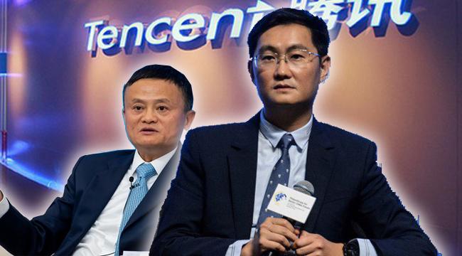 Ông chủ Tencent vượt mặt Jack Ma trở thành tỷ phú giàu nhất Trung Quốc