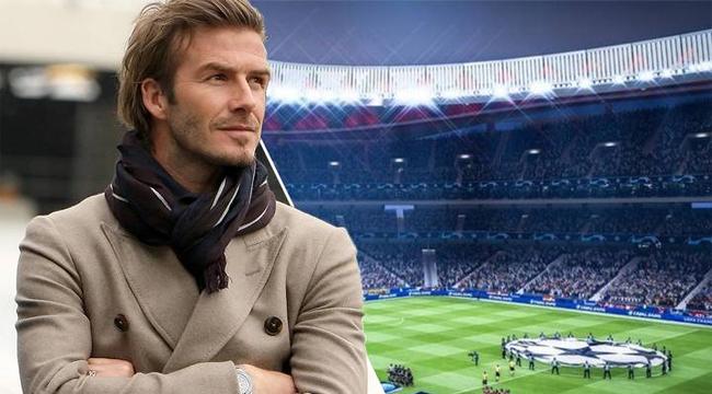 Cựu danh thủ David Beckham lấn sân sang eSports với vai trò Startup