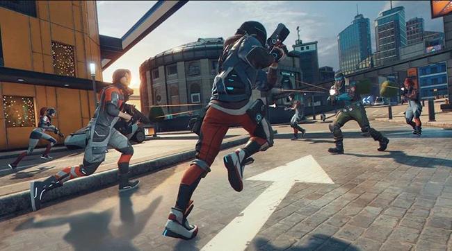 Tìm hiểu ngay Hyper Scape – Battle Royale mới cực khủng của Ubisoft