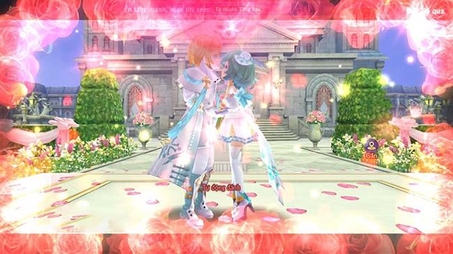 Fantasy Kingdom M là nơi để game thủ tìm ra tình yêu đích thực