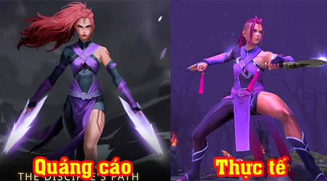 """Cộng đồng Dota 2 phẫn nộ vì cú lừa Anti – Mage persona cùng quả tóc mang phong cách """"Khá Bảnh"""""""