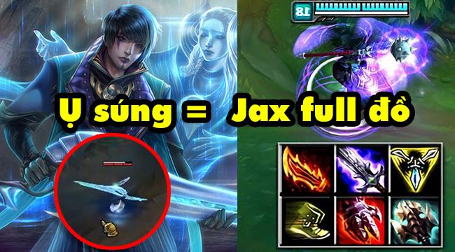 """Tyler1: """"Jax full đồ cũng chỉ mạnh ngang ụ súng của Aphelios mà thôi"""""""