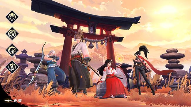 Samurai Shodown VNG chính thức ra mắt trước tại Thái Lan
