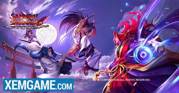 Samurai Shodown VNG | XEMGAME.COM