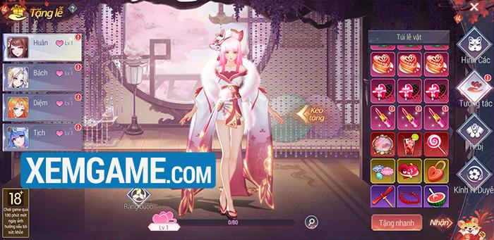 Goddess MUA sở hữu đồ họa đậm chất manga Nhật huyền ảo gây ấn tượng mạnh 3