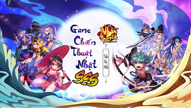 Nhẫn Giả Mobile – game thẻ tướng Ninja vs Samurai về Việt Nam