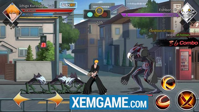 Thần Chết Thức Tỉnh | XEMGAME.COM