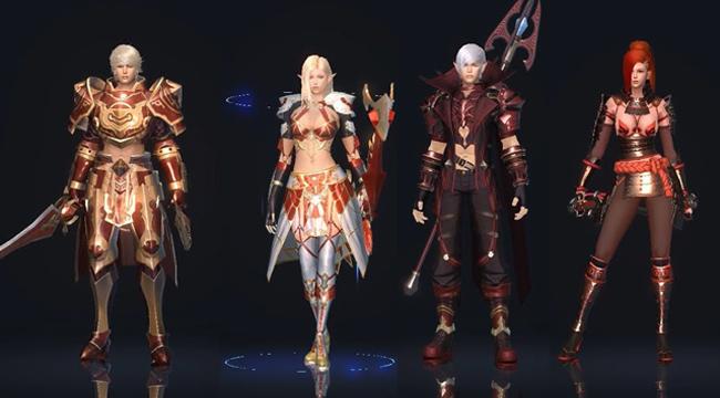 Giới thiệu tổng quan 4 lớp nhân vật xuất hiện trong Rohan M