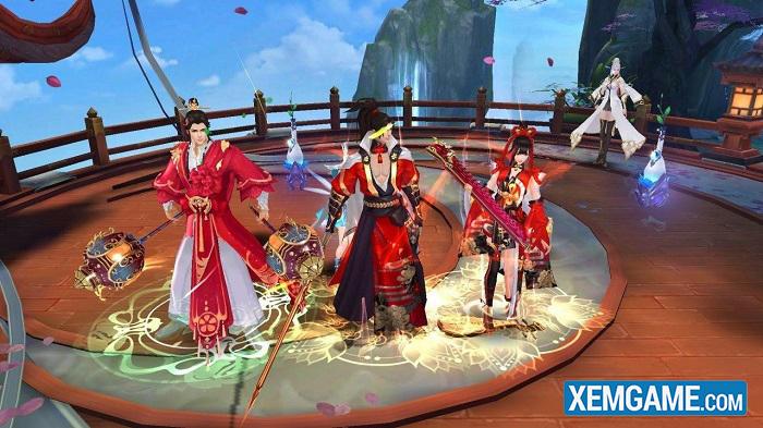 Game Võ Lâm mộng cảnh Kiếm Hiệp Tình 3D chính thức ra mắt hôm nay 3