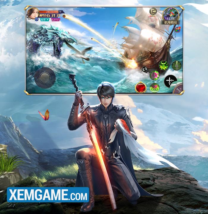 Thiên Khởi Chi Môn | XEMGAME.COM
