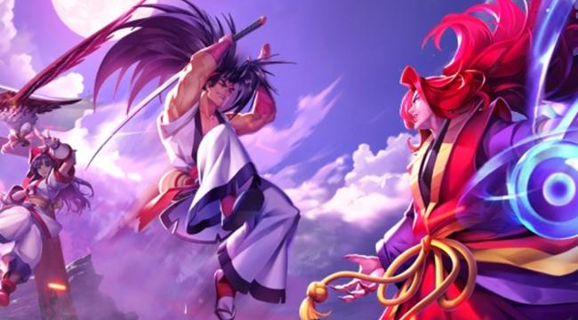 Samurai Shodown VNG lộ ngày ra mắt chính thức cho khu vực Đông Nam Á