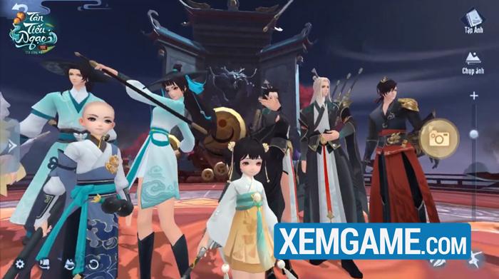 Tân Tiếu Ngạo VNG   XEMGAME.COM