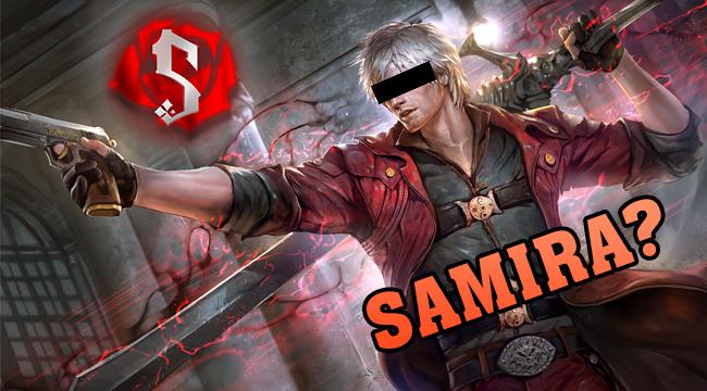 """LMHT: Sau Yone, Riot Games tiếp tục nhá hàng tướng Xạ Thủ """"phong cách"""" với tên gọi Samira"""