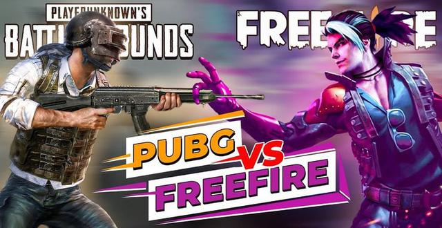 Free Fire và PUBG Mobile tranh ngôi bá vương trong Esports Awards