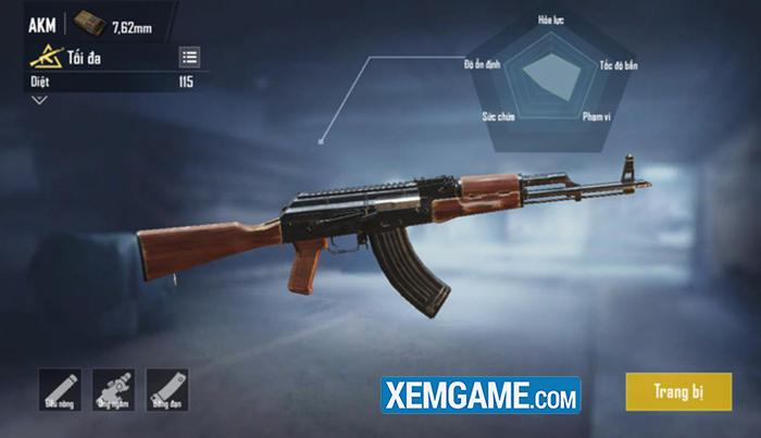 Những vũ khí tốt nhất trong PUBG Mobile và hướng dẫn cơ bản cho người chơi mới 3