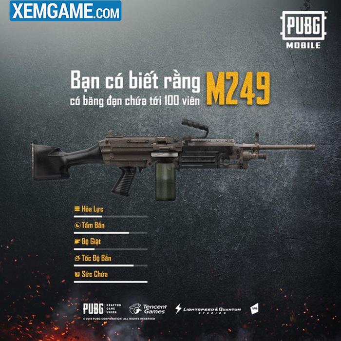 Những vũ khí tốt nhất trong PUBG Mobile và hướng dẫn cơ bản cho người chơi mới 4