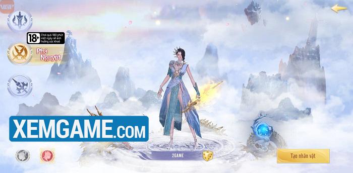 Long Kiếm Cửu Châu | XEMGAME.COM