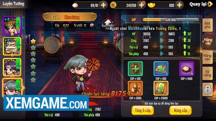 3Q Bá Vương | XEMGAME.COM
