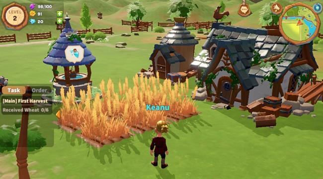 Farm Fable: Tạo nên một nông trại trong mơ của chính bạn
