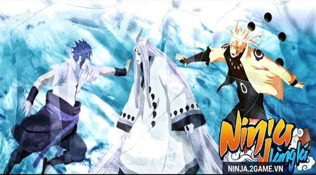 Ninja Làng Lá: Cận cảnh sức mạnh Tổ Mẫu Nhẫn Giới Kaguya Otsutsuki